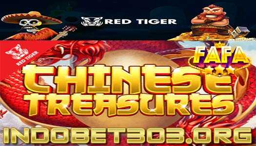 Chinese Treasures Game Slot Terbaru Red Tiger
