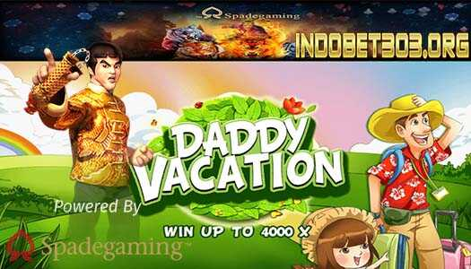 Daddys Vacation Slot Game Spadegaming Fafaslot