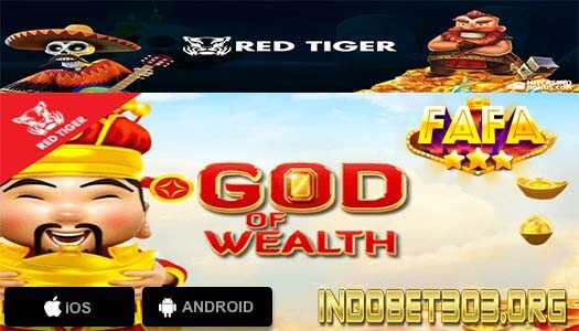 God Of Wealth Produk Game Terbaru Fafaslot