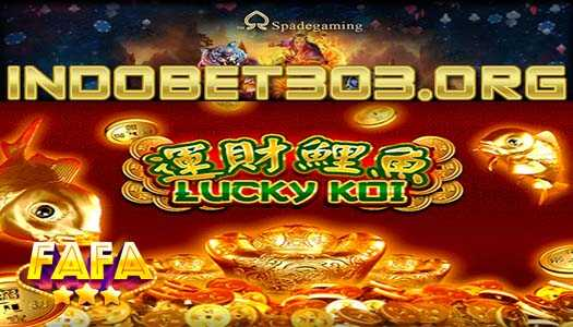 Lucky Koi Slot Game Spadegaming Situs Fafaslot