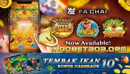 Tembak Ikan Fachai Game Fishing Fafaslot