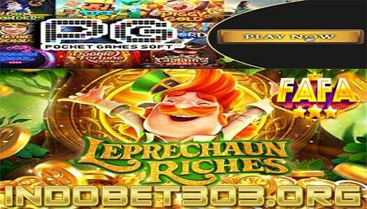 Slot Leprechaun Riches Game Tebaru Fafaslot